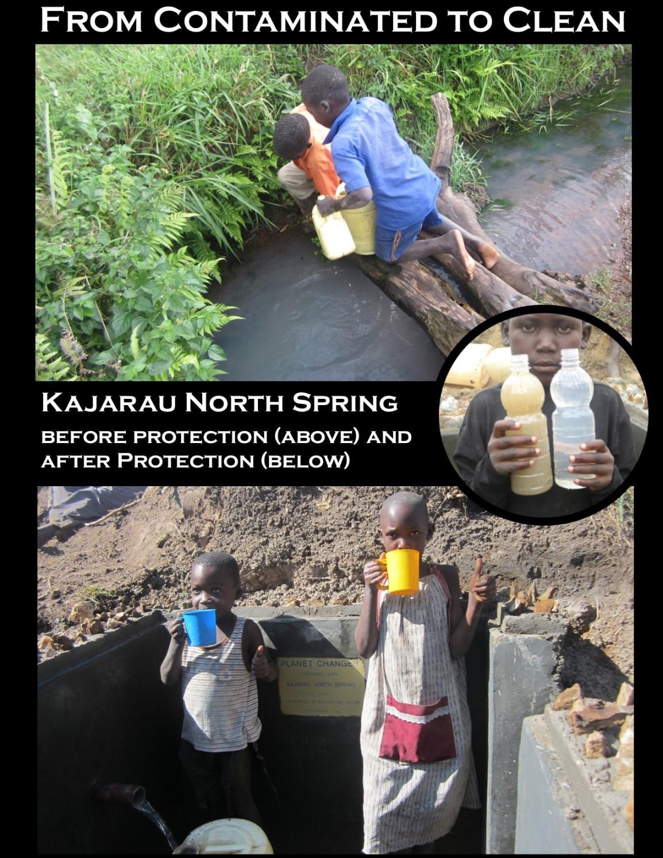Kajarau North Spring